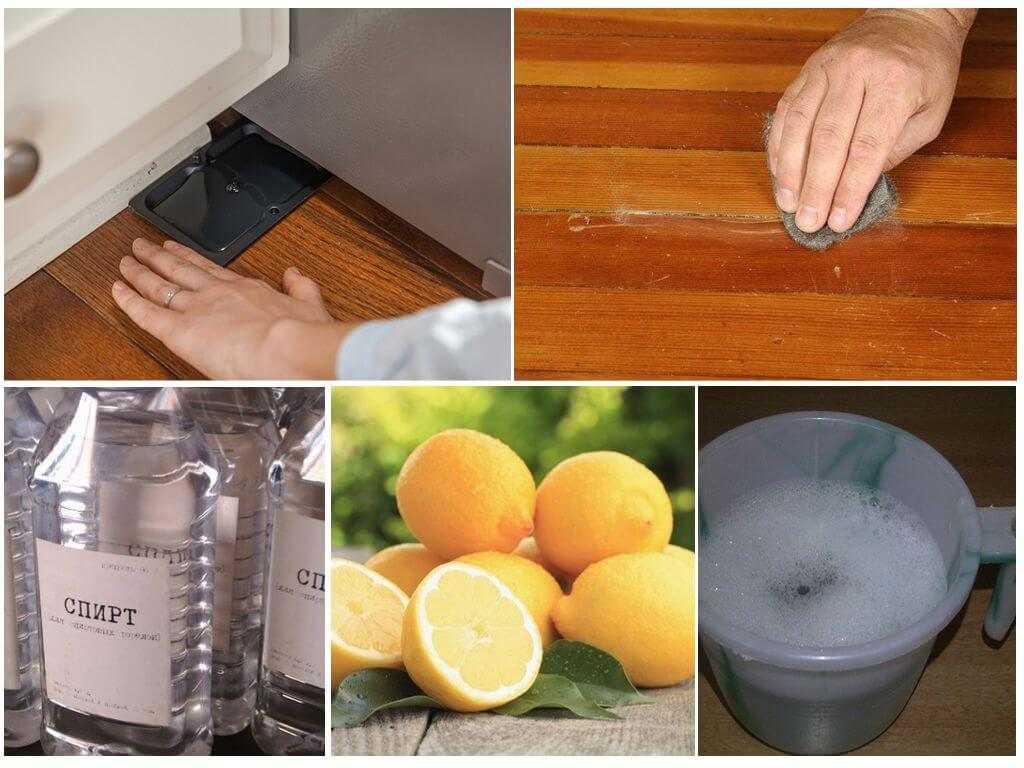 Методы очистки напольного покрытия