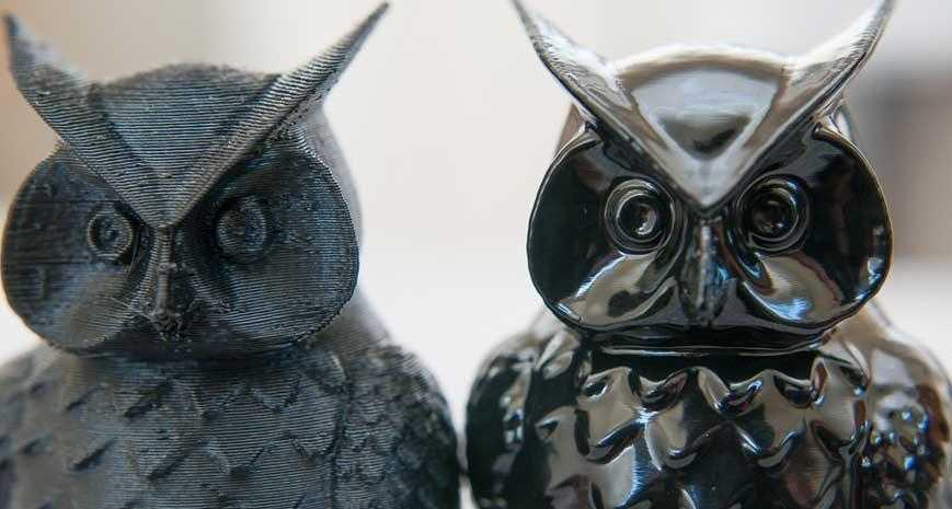 Распечатка декоративных статуэток на 3d принтере