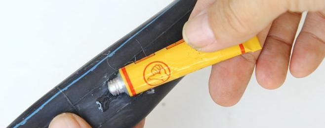 Как заклеить камеру велосипеда своими руками
