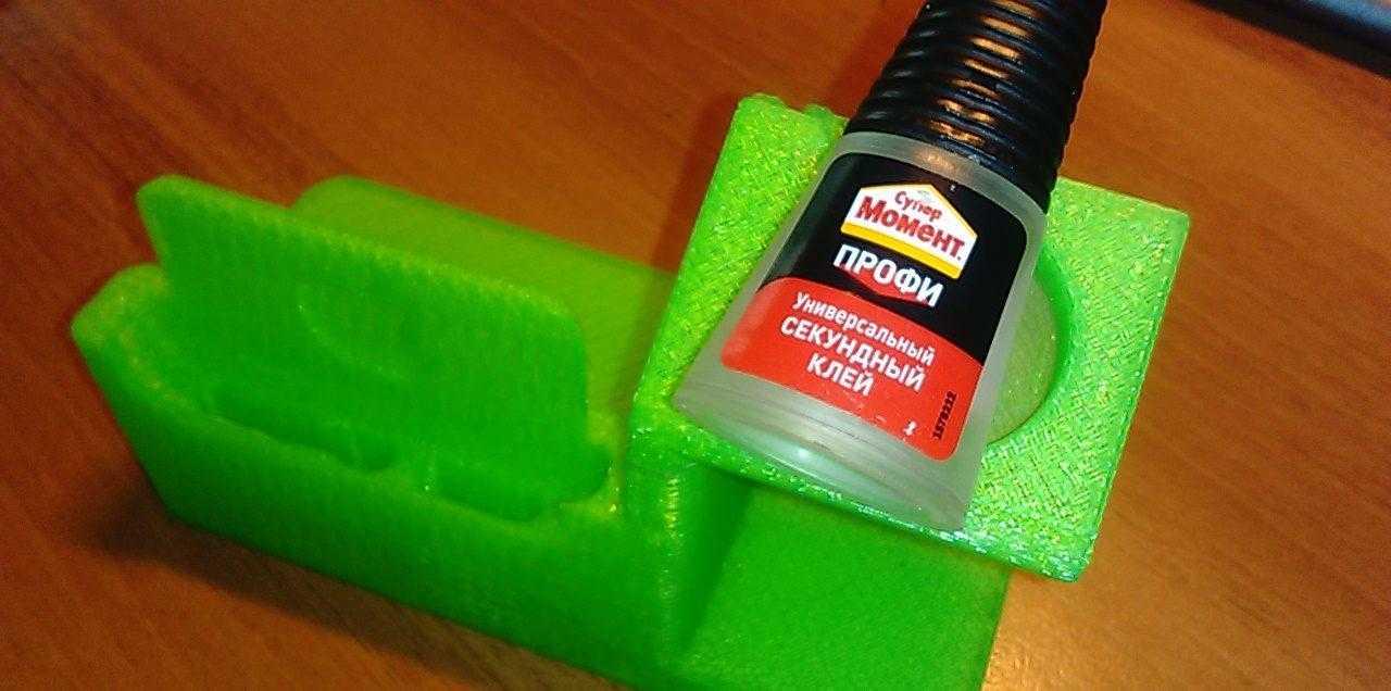 Адгезив для склейки пластмассы