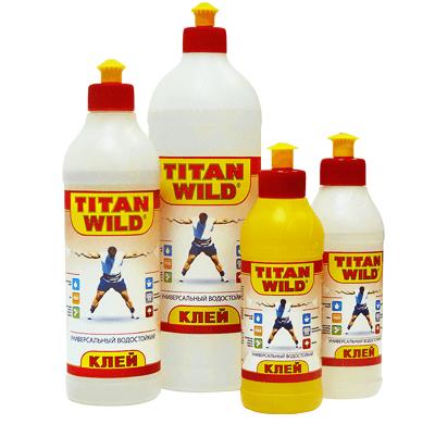 Серия адгезионных товаров марки Титан фото