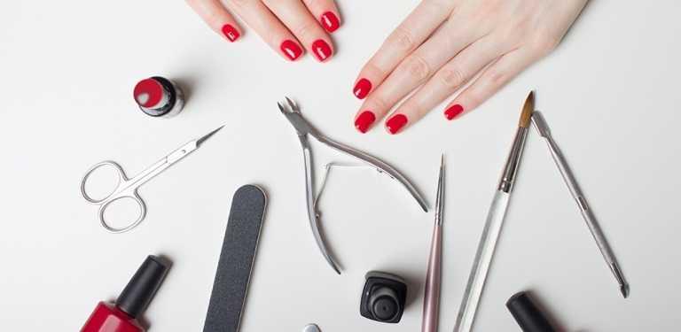 Инструменты для обработки ногтевых пластин фото