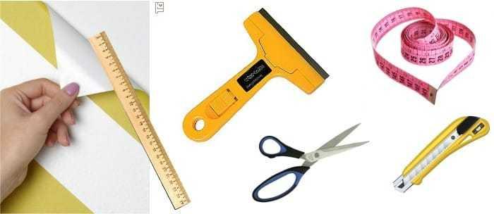Необходимые инструменты и материалы для декора мебели