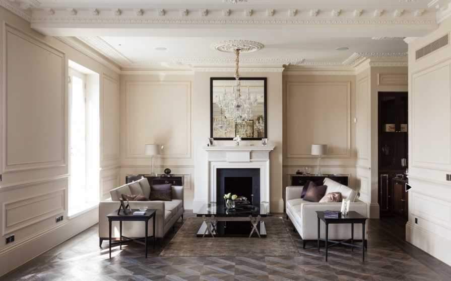 Как сделать красивый интерьер помещения