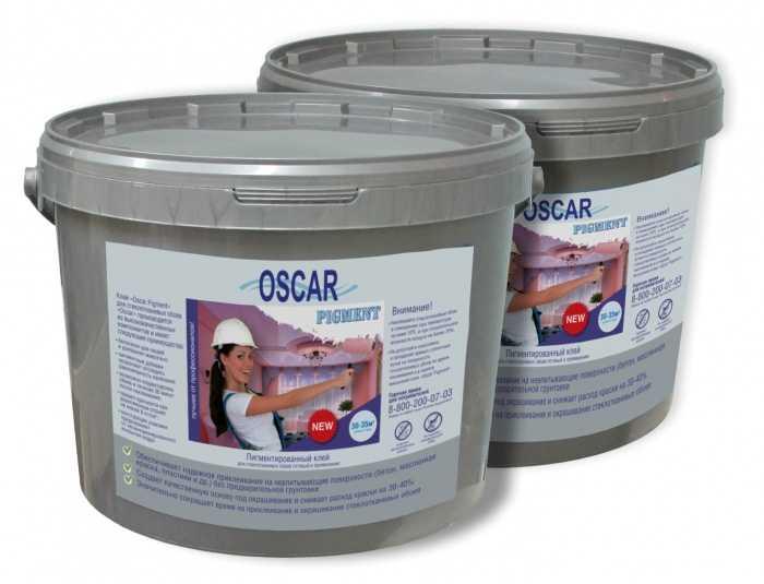 Технические характеристики Оскар для стеклохолста
