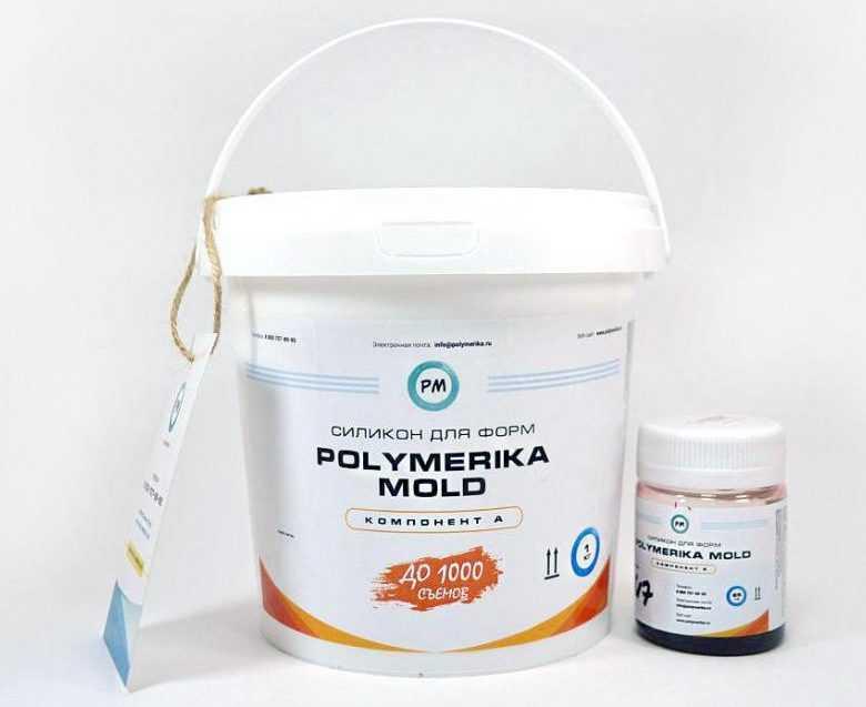 Популярная торговая марта Polymerika Mold для заливки форм