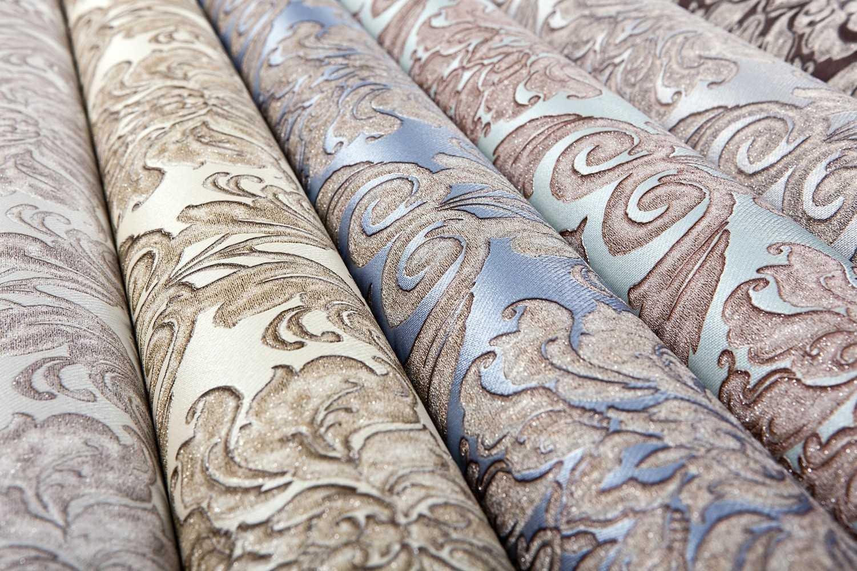 Дорогой вид флизелиновых настенных полотен