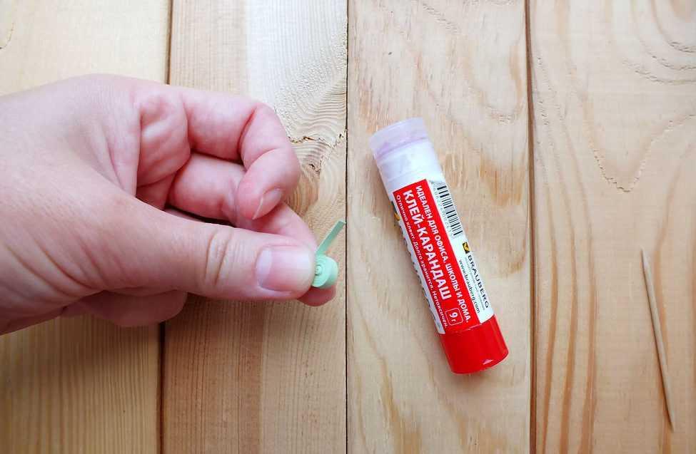 Что входит в состав клея-карандаша