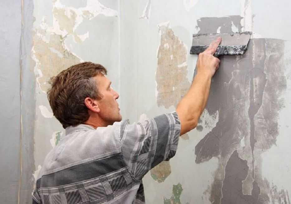 Выравнивание стеновых поверхностей