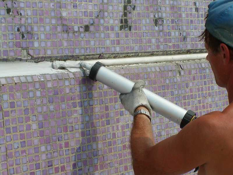 Герметизация стыков на фасаде здания