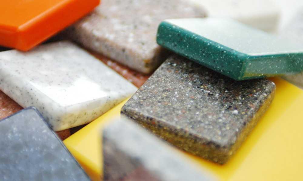 Акриловые декоративные камни для отделки стен