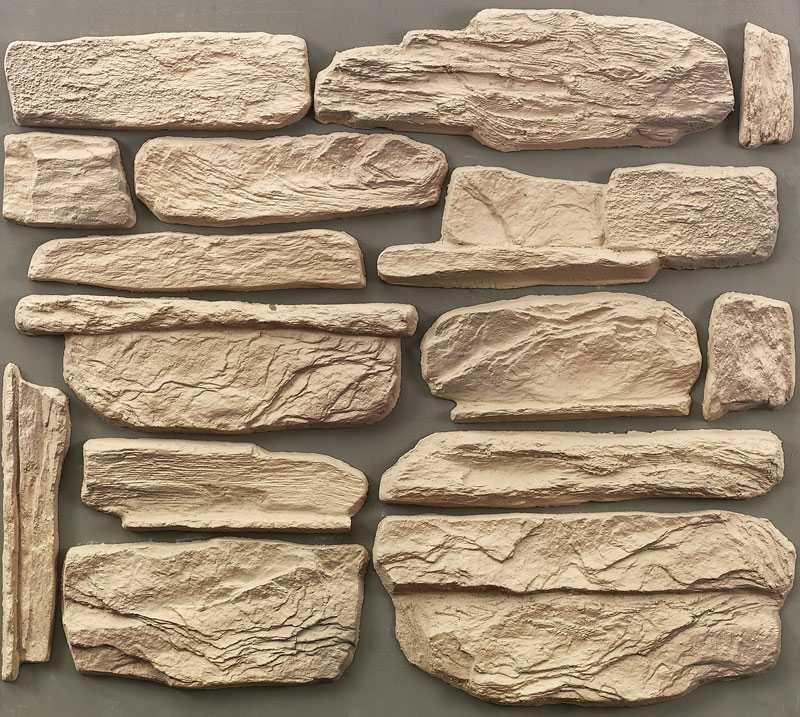 Как сделать камни из гипса своими руками?