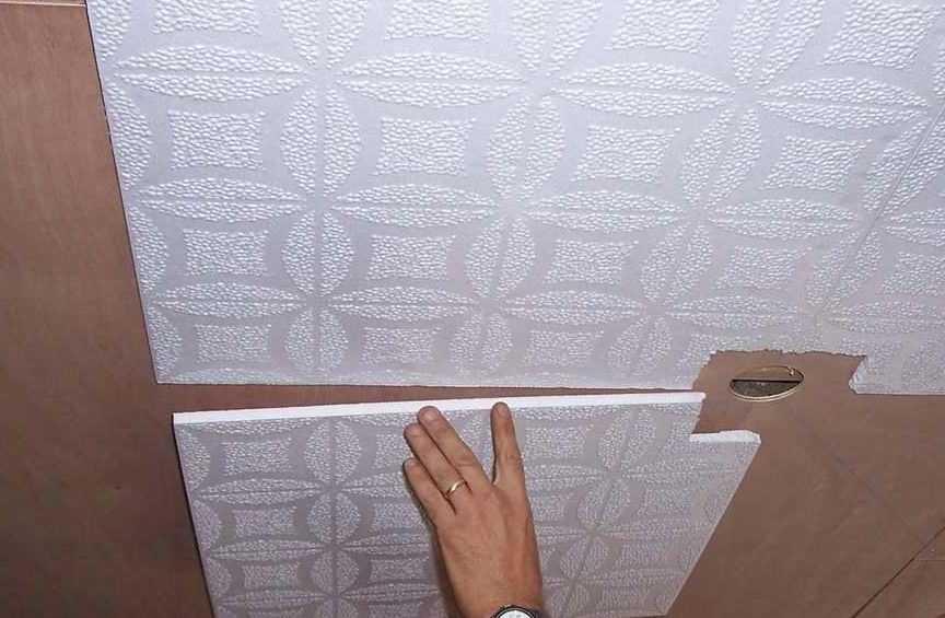 Дешевый ремонт потолка своими руками
