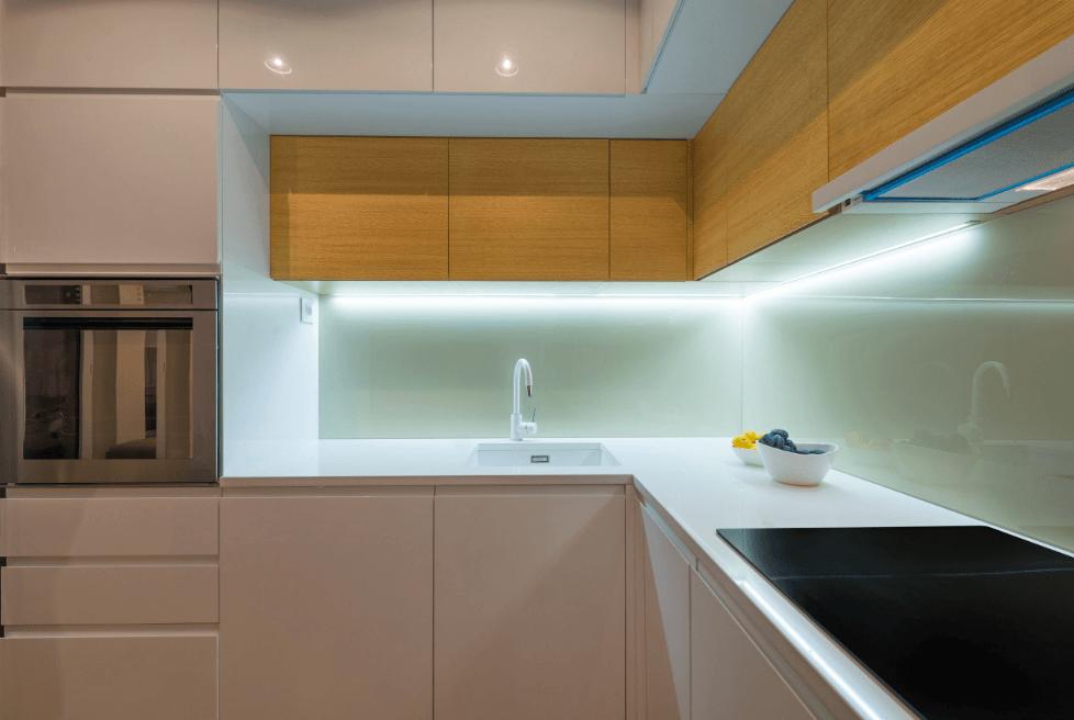 Применение LED подсветки в домашних условиях
