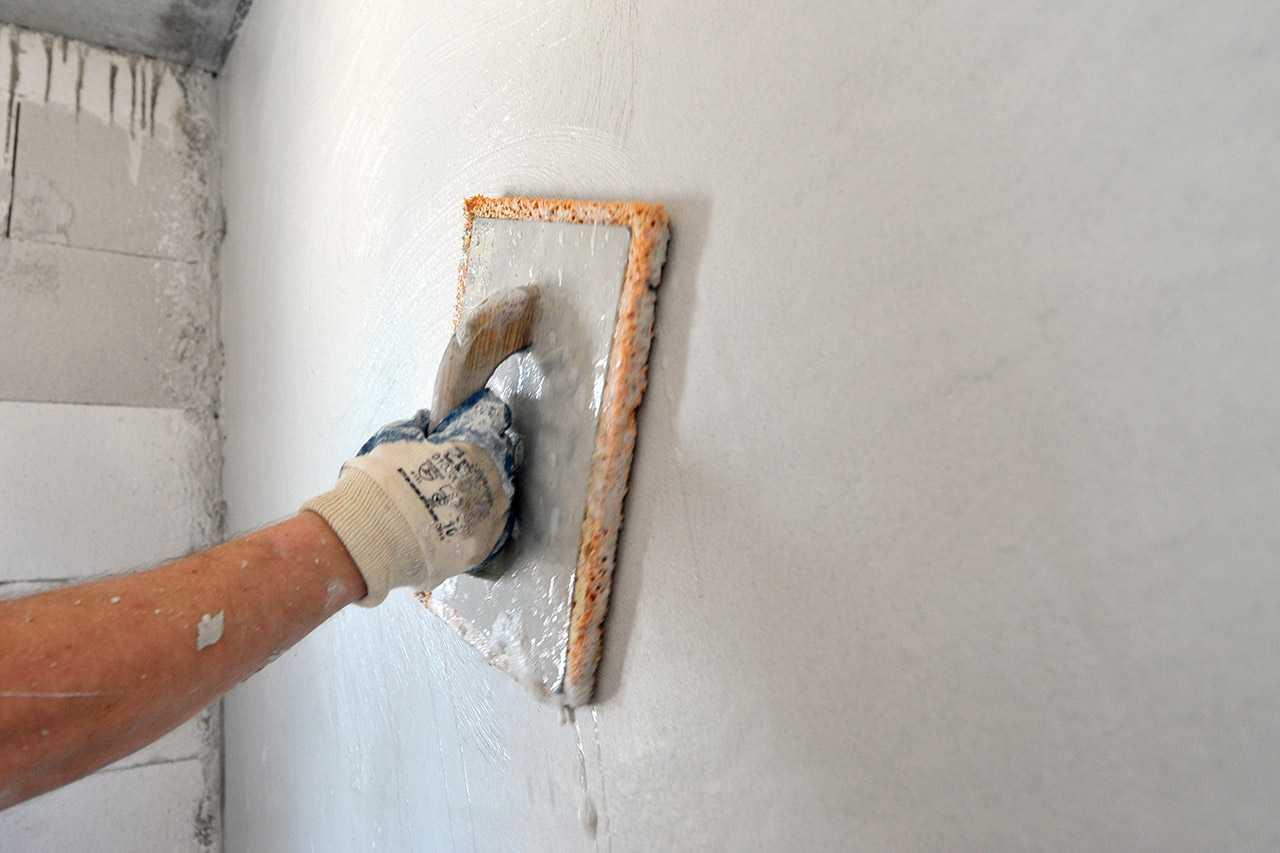 Выравнивание стеновой поверхности