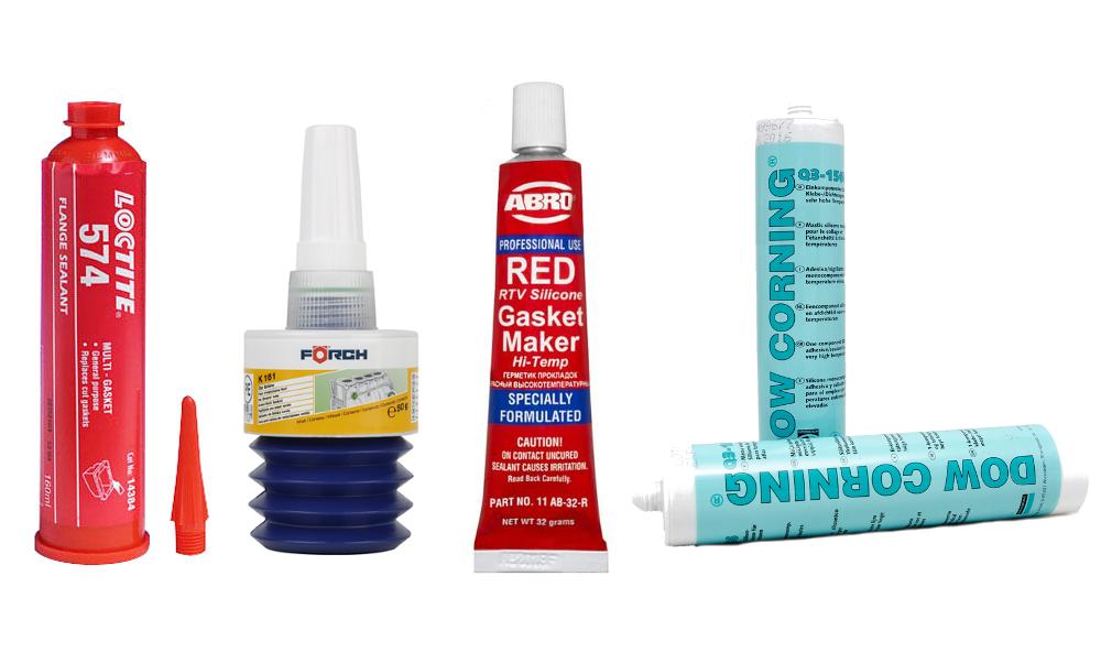 Популярные анаэробные герметизирующие смеси